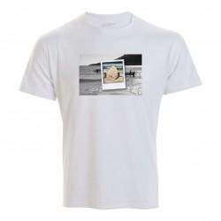 T-shirt pola Biancu