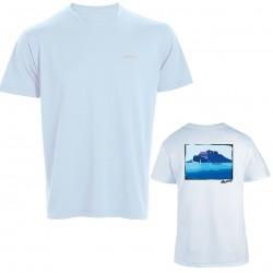 T-shirt Paisaghju Celu