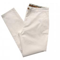 Pantalon Lucca Biancu